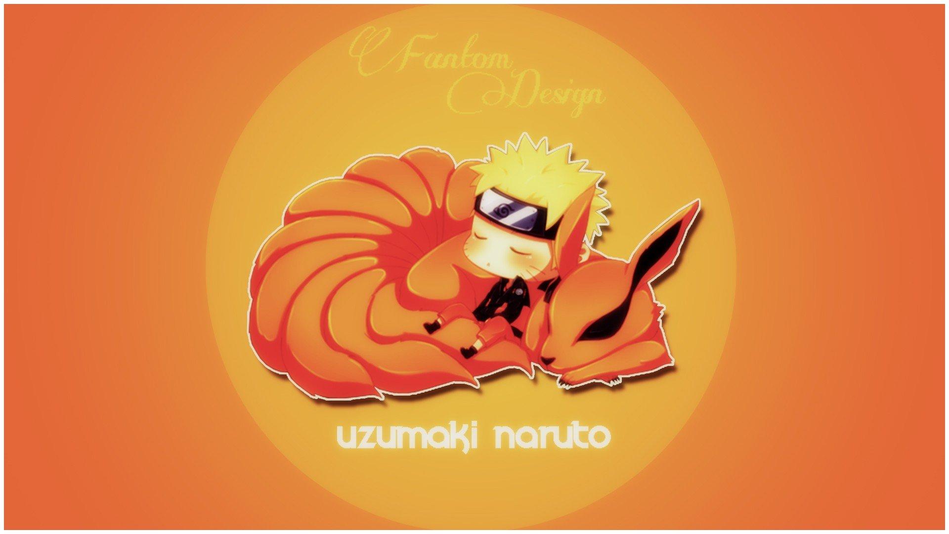 Naruto Shippuuden, Uzumaki Naruto, Kyuubi, Anime, Kurama ...