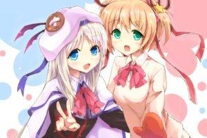 Little Busters!, Kamikita Komari, Noumi Kudryavka