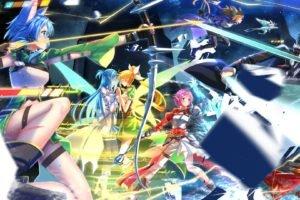 Sword Art Online, Asada Shino, Shinozaki Rika, Yuuki Asuna, Kirigaya Kazuto, Tsuboi Ryotaro, Ayano Keiko, Kirigaya Suguha