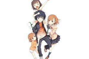 Touma Kamijou, Misaka Mikoto, Last Order, To aru Majutsu no Index