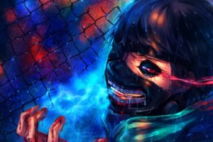 Tokyo Ghoul, Mask, Anime