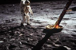 Apollo, Moon, Space