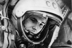 Yuri Gagarin, USSR, Space