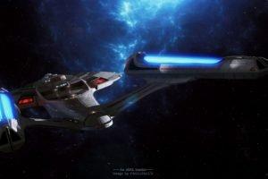 Star Trek, USS Enterprise (spaceship), Spaceship, Space