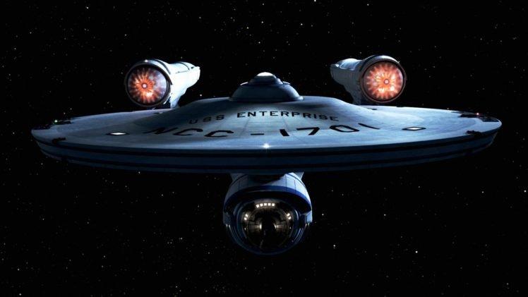Star Trek Uss Enterprise Spaceship Space Hd Wallpapers