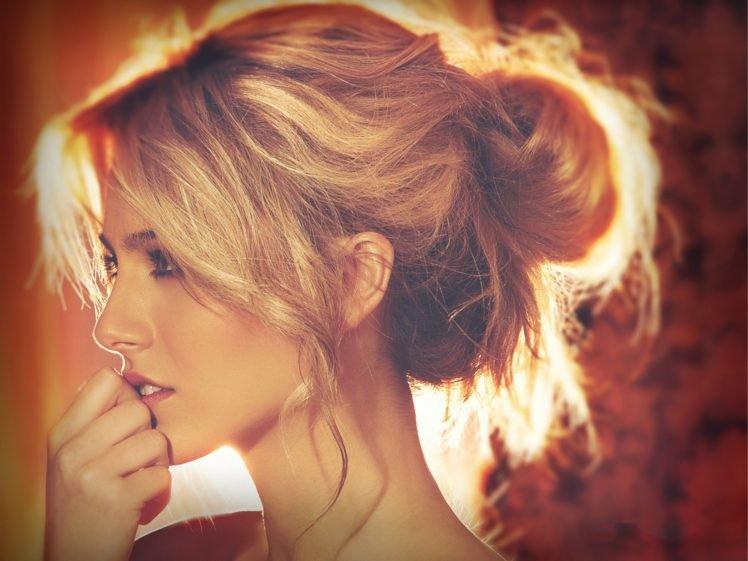women, Blonde, Sunlight HD Wallpaper Desktop Background