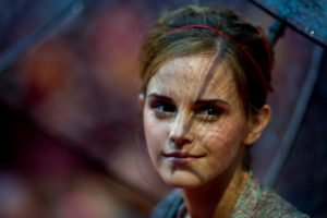 women, Emma Watson, Face, Actress