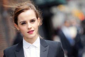 women, Emma Watson, Actress