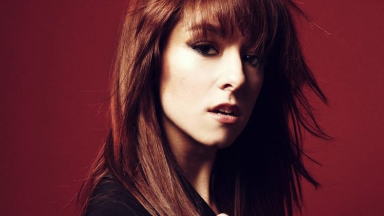 Christina Grimmie Women Auburn Hair Hd Wallpapers Desktop And
