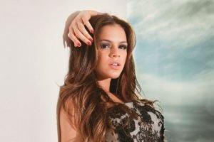 Bruna Marquezine, Women, Brunette, Long hair