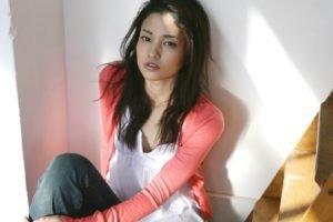 Meisa Kuroki, Asian, Japanese, Women