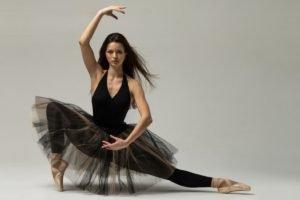 women, Ballerina