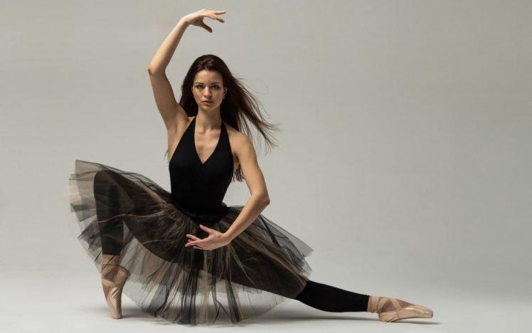 Women Ballerina Hd Wallpapers Desktop And Mobile Images Photos