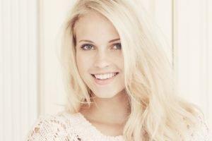 women, Blonde, Emilie Marie Nereng