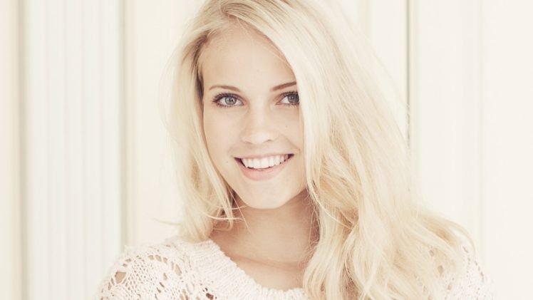 women, Blonde, Emilie Marie Nereng HD Wallpaper Desktop Background