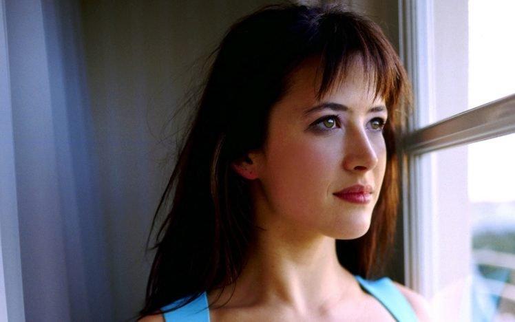 Sophie Marceau, Women, Brunette, Actress HD Wallpaper Desktop Background