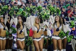 NFL, Cheerleaders, Seattle Seahawks, Women, Seagals