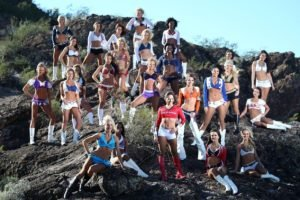NFL, Cheerleaders, Seattle Seahawks