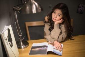 Chae Eun, Women, Asian, Model, Brunette