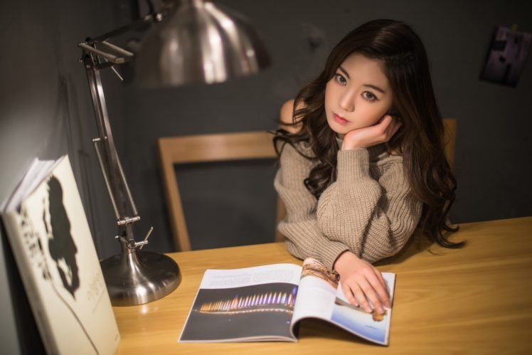 Chae Eun, Women, Asian, Model, Brunette HD Wallpaper Desktop Background