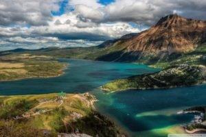 Canada, Mountain, Nature