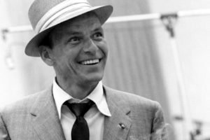 men, Actor, Frank Sinatra, Smiling, Monochrome, Suits, Tie, Legend