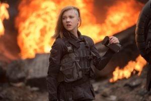 Natalie Dormer, Hunger Games, Destruction, Cressida