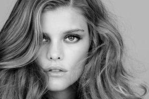 Nina Agdal, Face, Danish
