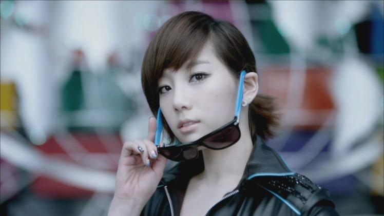 Kim Tae Yeon, Asian, Korean, Sunglasses HD Wallpaper Desktop Background