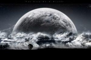 fantasy art, Digital art, Space art, Planet, Artwork