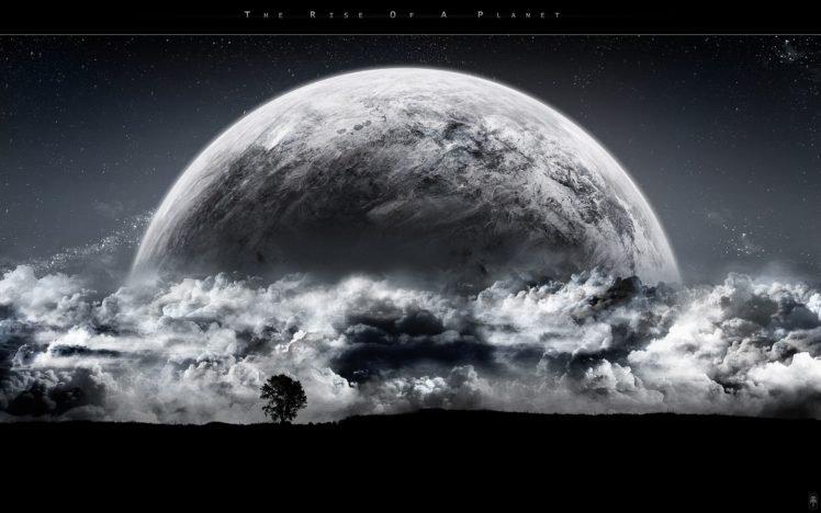 fantasy art, Digital art, Space art, Planet, Artwork HD Wallpaper Desktop Background