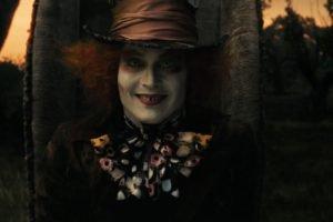 Alice in Wonderland, Mad Hatter, Johnny Depp