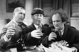 The Three Stooges, Porto, Film stills