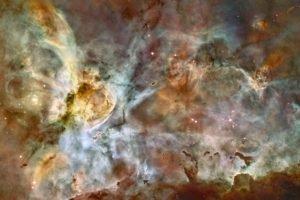 nebula, Stars, Space