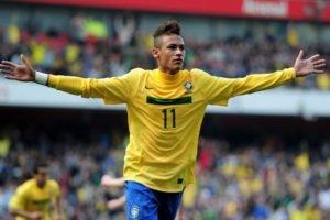 soccer, Men, Brazil, Neymar