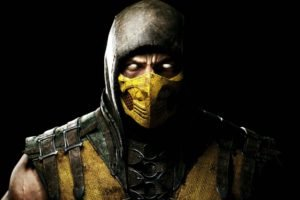 Mortal Kombat, Scorpions, Video games, Scorpion (character)