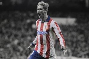 Fernando Torres, Atletico Madrid, Azerbaijan, Men