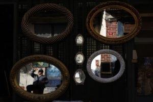 Turkey, Mirror, Culture, Photography