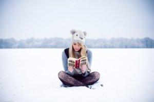women, Winter