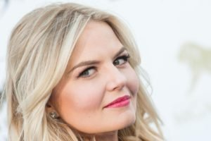 Jennifer Morrison, Blonde, Portrait, Lips, Actress, Women, Lipstick