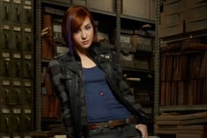 Allison Scagliotti, Redhead, Actress, Warehouse 13