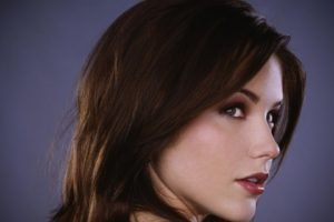 face, Sophia Bush, Women, Brunette, Lipstick, Juicy lips