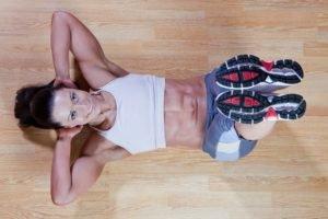 women, Sporty