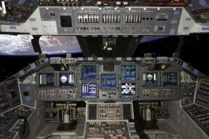 cockpit, Space