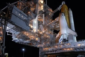 Cape Canaveral, Space shuttle