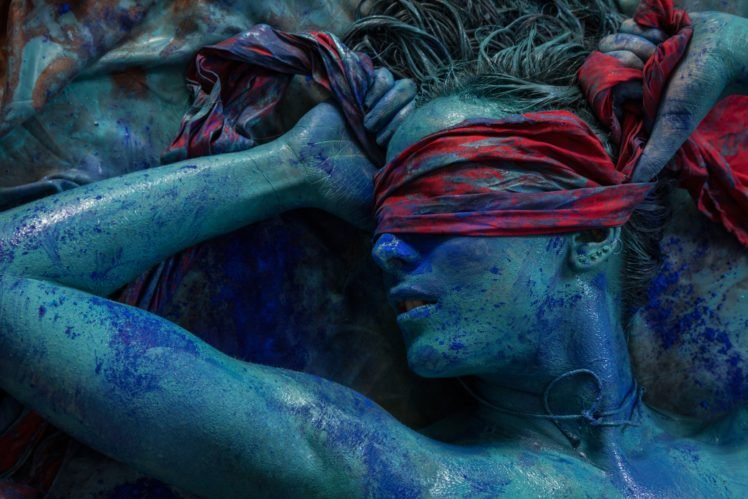 Women Body Paint Hd Wallpapers Desktop And Mobile Images Photos