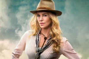 women, Charlize Theron, A Million Ways to Die in the West, Blonde, Face