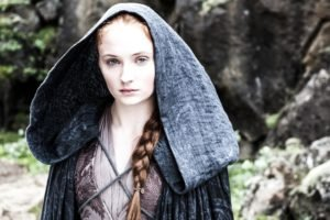 Sophie Turner, Women, Actress, Redhead, Game of Thrones, Sansa Stark