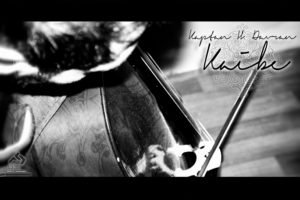 cello, Kaibe, Aerosol Productions, Music, Album covers, Monochrome, Kaptan H. Davran, Aero (artist)