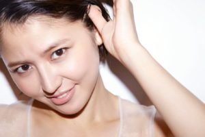 Masami Nagasawa, Smiling, Brown eyes, Face, Women, Asian